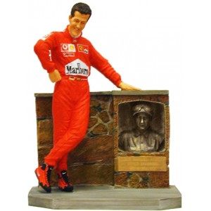 Michael Schumacher, 6th Edn figure