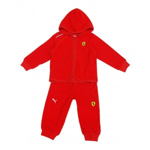 SF Fleece suit